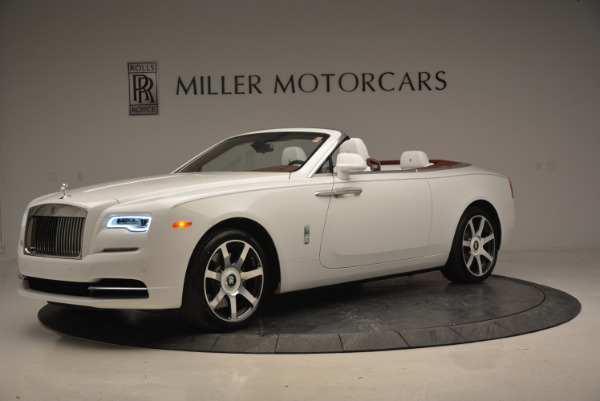 New 2017 Rolls-Royce Dawn for sale Sold at Bentley Greenwich in Greenwich CT 06830 23