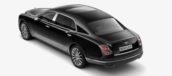 New 2017 Bentley Mulsanne EWB for sale Sold at Bentley Greenwich in Greenwich CT 06830 4