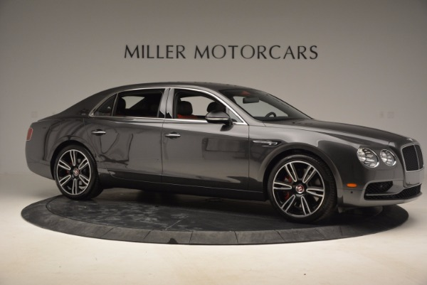 Used 2017 Bentley Flying Spur V8 S for sale Sold at Bentley Greenwich in Greenwich CT 06830 10
