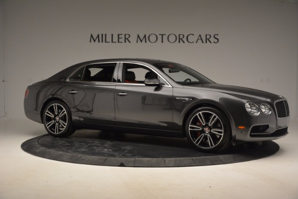 Used 2017 Bentley Flying Spur V8 S for sale Sold at Bentley Greenwich in Greenwich CT 06830 11