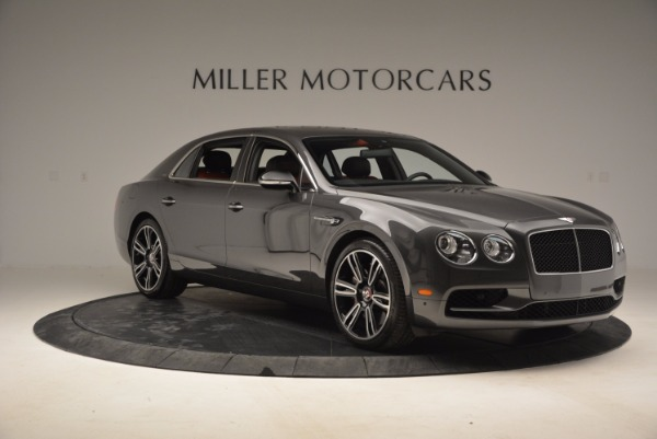 Used 2017 Bentley Flying Spur V8 S for sale Sold at Bentley Greenwich in Greenwich CT 06830 12