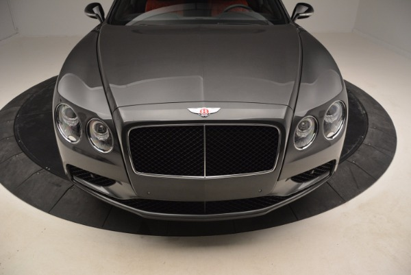 Used 2017 Bentley Flying Spur V8 S for sale Sold at Bentley Greenwich in Greenwich CT 06830 14