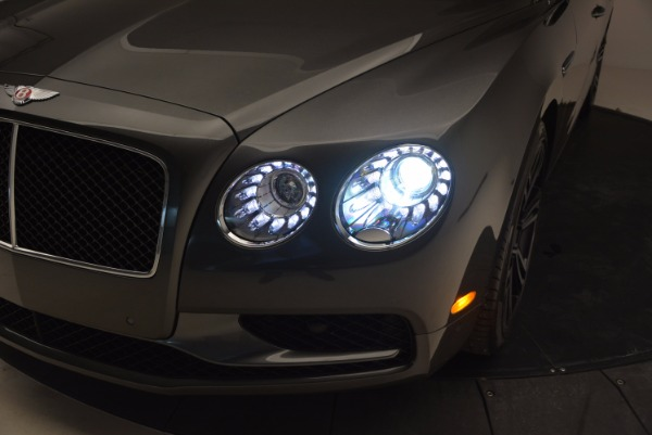 Used 2017 Bentley Flying Spur V8 S for sale Sold at Bentley Greenwich in Greenwich CT 06830 17