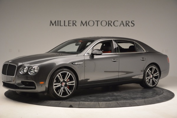 Used 2017 Bentley Flying Spur V8 S for sale Sold at Bentley Greenwich in Greenwich CT 06830 2