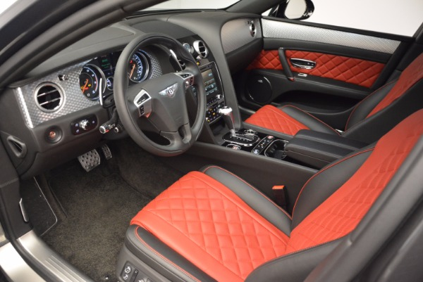 Used 2017 Bentley Flying Spur V8 S for sale Sold at Bentley Greenwich in Greenwich CT 06830 27