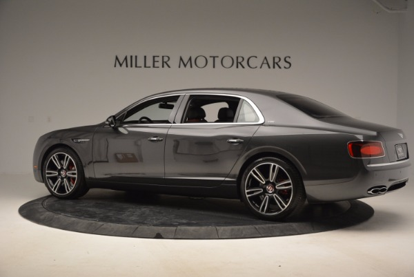 Used 2017 Bentley Flying Spur V8 S for sale Sold at Bentley Greenwich in Greenwich CT 06830 4