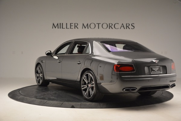 Used 2017 Bentley Flying Spur V8 S for sale Sold at Bentley Greenwich in Greenwich CT 06830 5