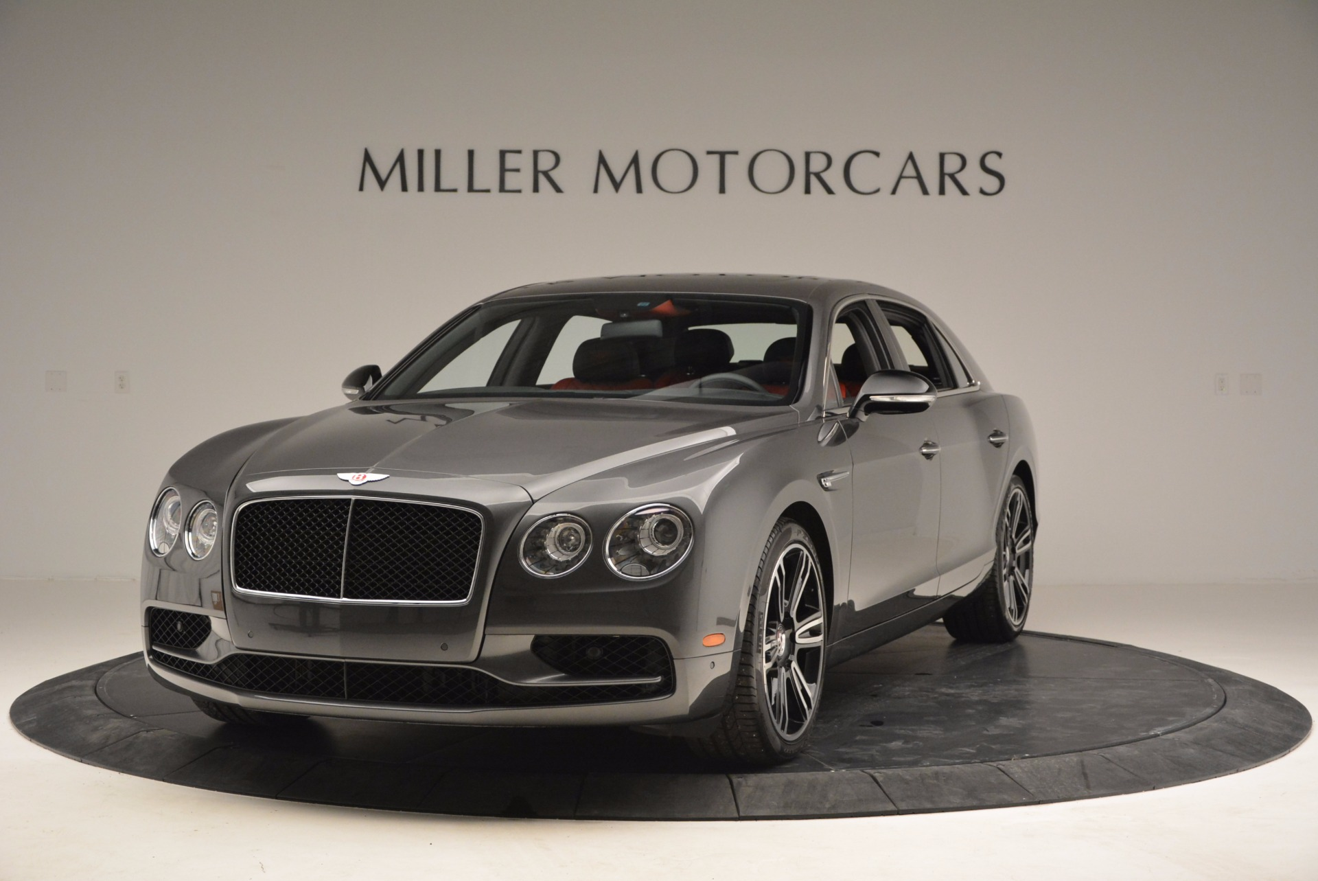 Used 2017 Bentley Flying Spur V8 S for sale Sold at Bentley Greenwich in Greenwich CT 06830 1