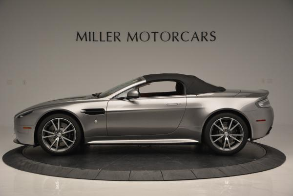 New 2016 Aston Martin V8 Vantage S for sale Sold at Bentley Greenwich in Greenwich CT 06830 15