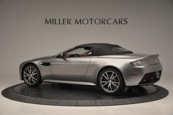 New 2016 Aston Martin V8 Vantage S for sale Sold at Bentley Greenwich in Greenwich CT 06830 16