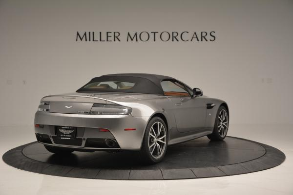 New 2016 Aston Martin V8 Vantage S for sale Sold at Bentley Greenwich in Greenwich CT 06830 19