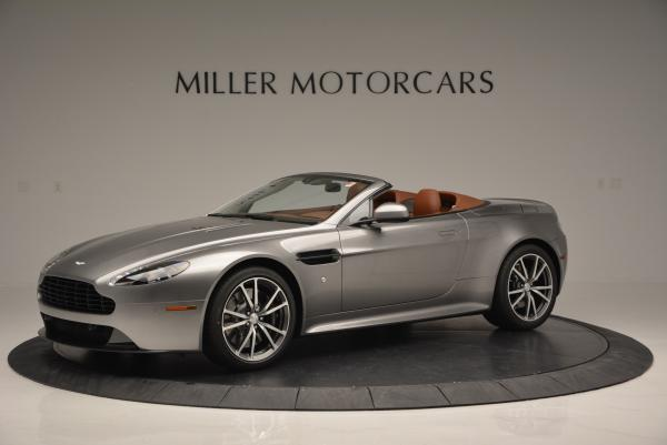 New 2016 Aston Martin V8 Vantage S for sale Sold at Bentley Greenwich in Greenwich CT 06830 2