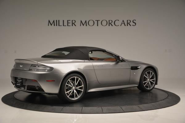 New 2016 Aston Martin V8 Vantage S for sale Sold at Bentley Greenwich in Greenwich CT 06830 20