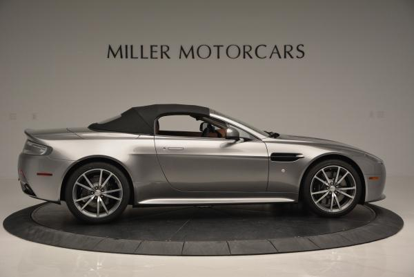 New 2016 Aston Martin V8 Vantage S for sale Sold at Bentley Greenwich in Greenwich CT 06830 21