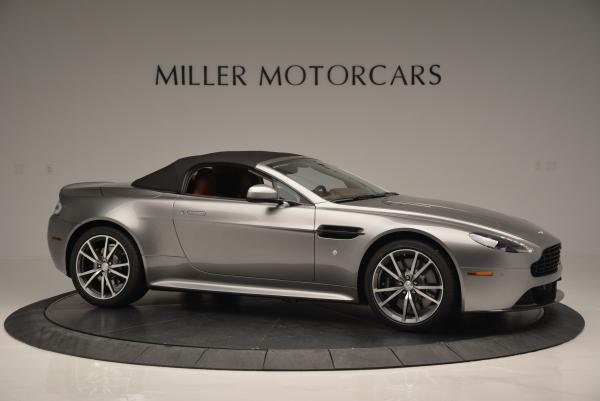 New 2016 Aston Martin V8 Vantage S for sale Sold at Bentley Greenwich in Greenwich CT 06830 22