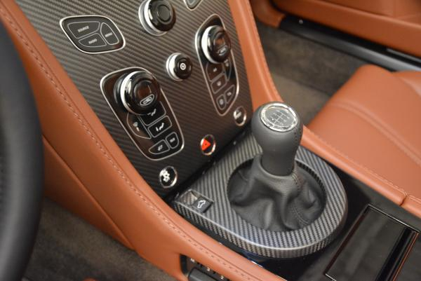 New 2016 Aston Martin V8 Vantage S for sale Sold at Bentley Greenwich in Greenwich CT 06830 28