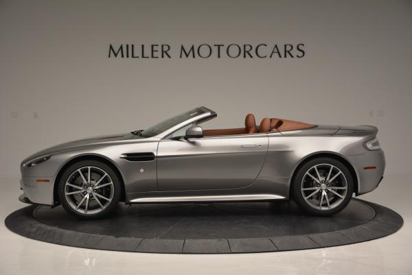 New 2016 Aston Martin V8 Vantage S for sale Sold at Bentley Greenwich in Greenwich CT 06830 3