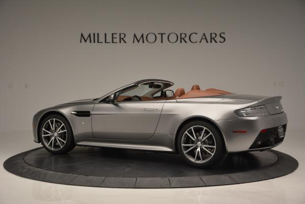 New 2016 Aston Martin V8 Vantage S for sale Sold at Bentley Greenwich in Greenwich CT 06830 4