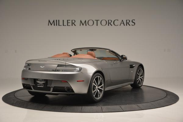 New 2016 Aston Martin V8 Vantage S for sale Sold at Bentley Greenwich in Greenwich CT 06830 7