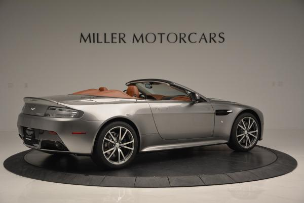 New 2016 Aston Martin V8 Vantage S for sale Sold at Bentley Greenwich in Greenwich CT 06830 8