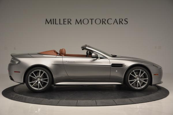 New 2016 Aston Martin V8 Vantage S for sale Sold at Bentley Greenwich in Greenwich CT 06830 9