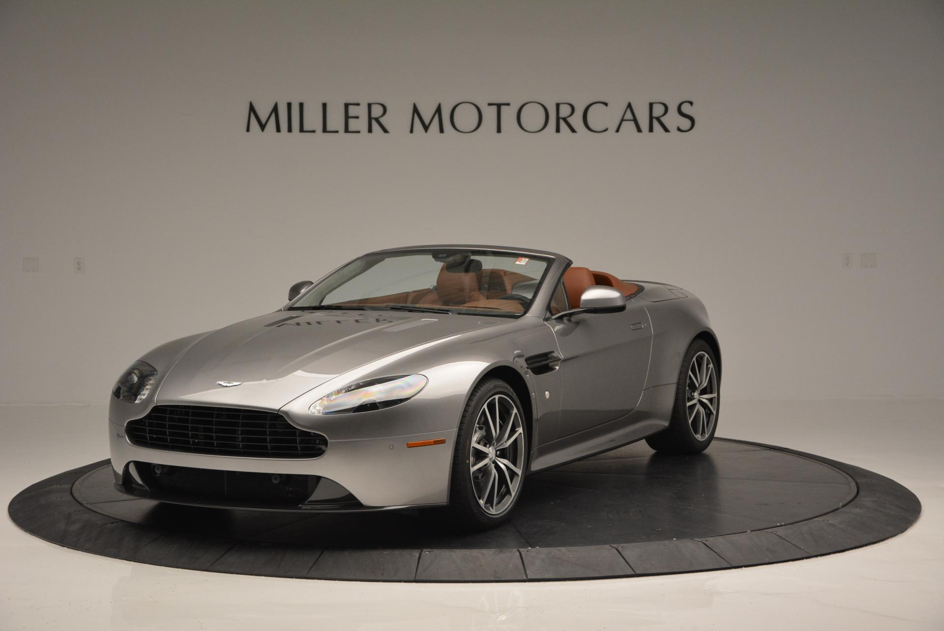 New 2016 Aston Martin V8 Vantage S for sale Sold at Bentley Greenwich in Greenwich CT 06830 1