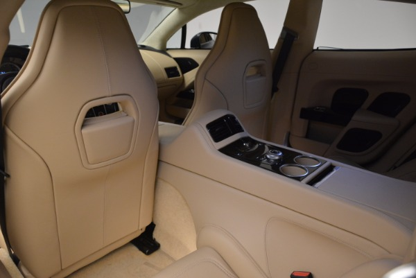 Used 2016 Aston Martin Rapide S for sale Sold at Bentley Greenwich in Greenwich CT 06830 18