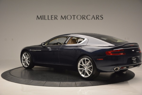 Used 2016 Aston Martin Rapide S for sale Sold at Bentley Greenwich in Greenwich CT 06830 4