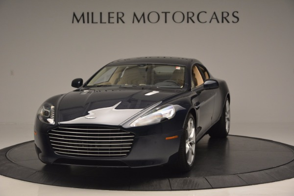 Used 2016 Aston Martin Rapide S for sale Sold at Bentley Greenwich in Greenwich CT 06830 1