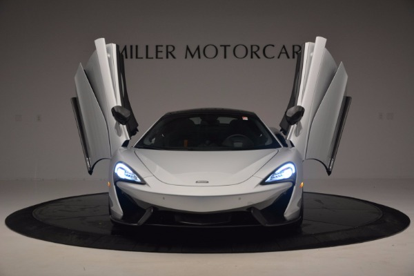 New 2017 McLaren 570GT for sale Sold at Bentley Greenwich in Greenwich CT 06830 13