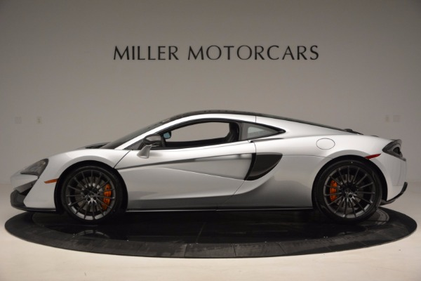 New 2017 McLaren 570GT for sale Sold at Bentley Greenwich in Greenwich CT 06830 3