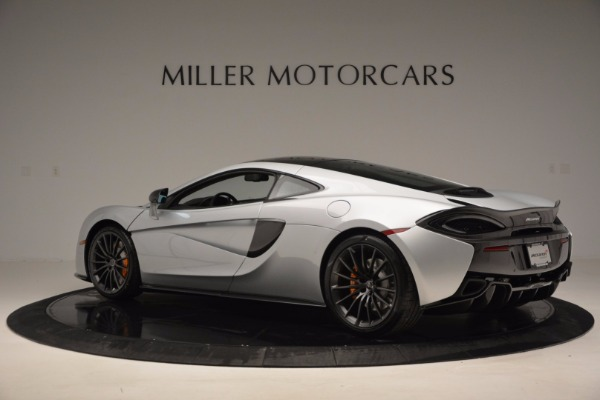 New 2017 McLaren 570GT for sale Sold at Bentley Greenwich in Greenwich CT 06830 4