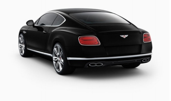 New 2017 Bentley Continental GT V8 for sale Sold at Bentley Greenwich in Greenwich CT 06830 4