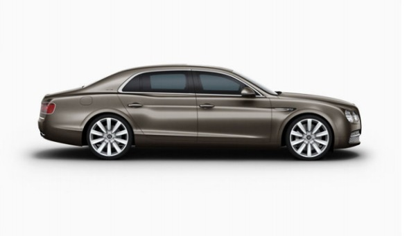 New 2017 Bentley Flying Spur W12 for sale Sold at Bentley Greenwich in Greenwich CT 06830 3