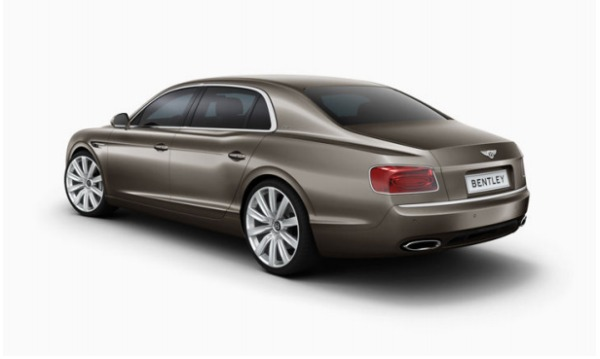 New 2017 Bentley Flying Spur W12 for sale Sold at Bentley Greenwich in Greenwich CT 06830 4