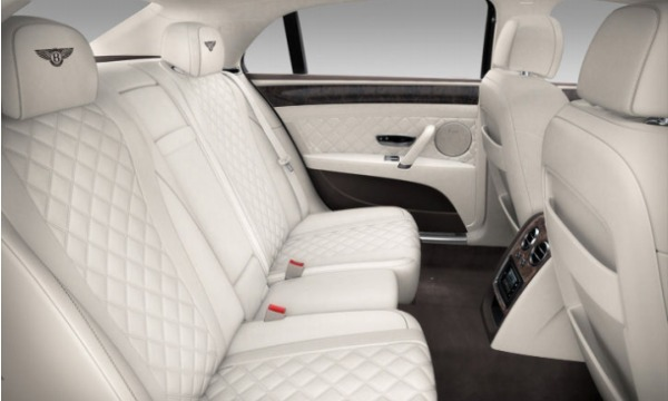 New 2017 Bentley Flying Spur W12 for sale Sold at Bentley Greenwich in Greenwich CT 06830 8