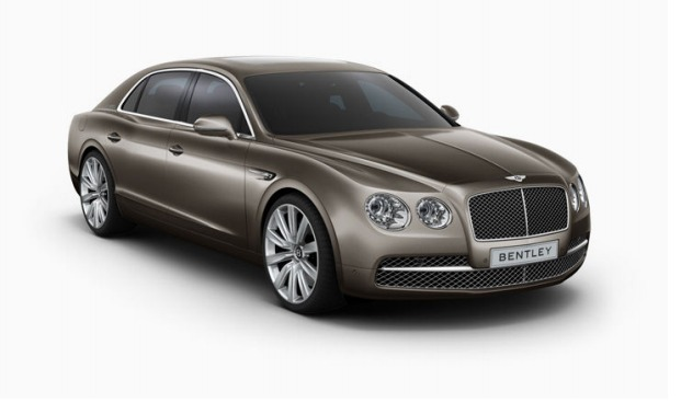 New 2017 Bentley Flying Spur W12 for sale Sold at Bentley Greenwich in Greenwich CT 06830 1