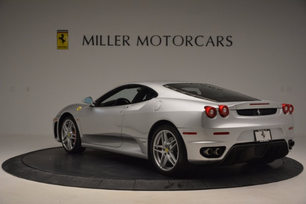 Used 2007 Ferrari F430 F1 for sale Sold at Bentley Greenwich in Greenwich CT 06830 5
