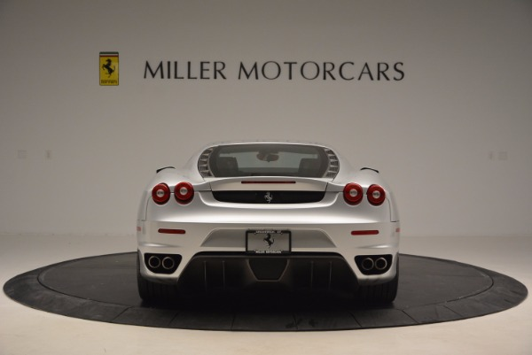 Used 2007 Ferrari F430 F1 for sale Sold at Bentley Greenwich in Greenwich CT 06830 6