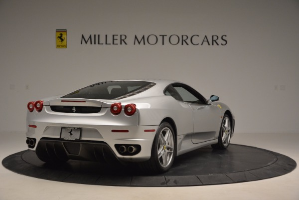 Used 2007 Ferrari F430 F1 for sale Sold at Bentley Greenwich in Greenwich CT 06830 7