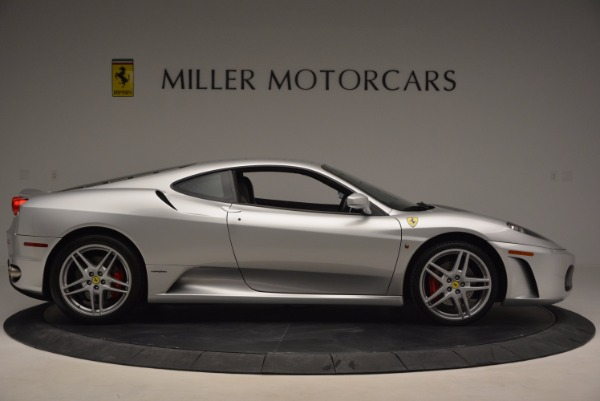 Used 2007 Ferrari F430 F1 for sale Sold at Bentley Greenwich in Greenwich CT 06830 9