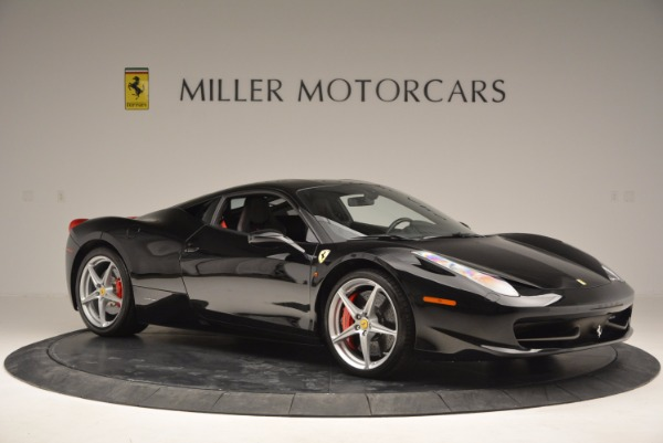 Used 2013 Ferrari 458 Italia for sale Sold at Bentley Greenwich in Greenwich CT 06830 10