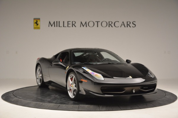 Used 2013 Ferrari 458 Italia for sale Sold at Bentley Greenwich in Greenwich CT 06830 11