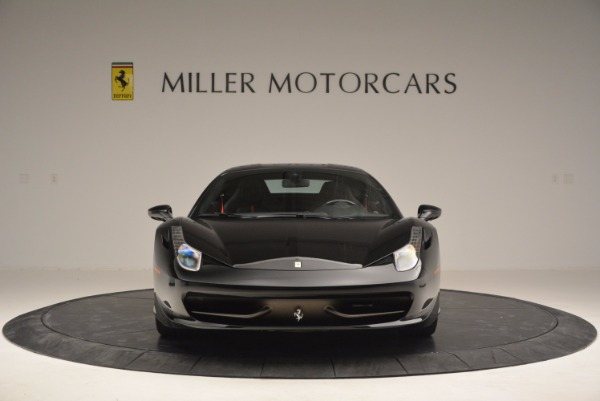 Used 2013 Ferrari 458 Italia for sale Sold at Bentley Greenwich in Greenwich CT 06830 12