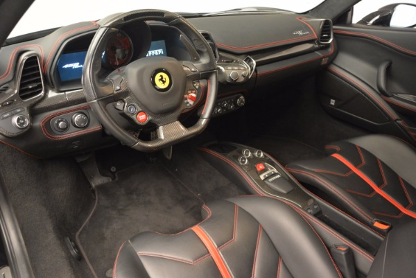 Used 2013 Ferrari 458 Italia for sale Sold at Bentley Greenwich in Greenwich CT 06830 13