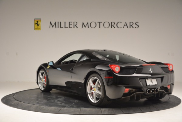 Used 2013 Ferrari 458 Italia for sale Sold at Bentley Greenwich in Greenwich CT 06830 5
