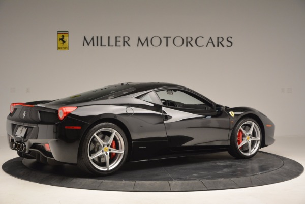 Used 2013 Ferrari 458 Italia for sale Sold at Bentley Greenwich in Greenwich CT 06830 8