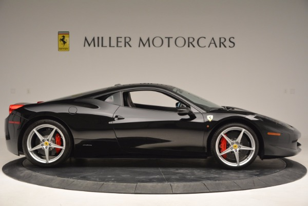 Used 2013 Ferrari 458 Italia for sale Sold at Bentley Greenwich in Greenwich CT 06830 9