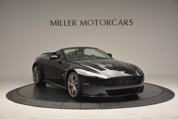 Used 2016 Aston Martin V12 Vantage S Convertible for sale $128,900 at Bentley Greenwich in Greenwich CT 06830 11