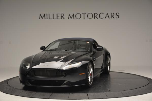 Used 2016 Aston Martin V12 Vantage S Convertible for sale $128,900 at Bentley Greenwich in Greenwich CT 06830 13